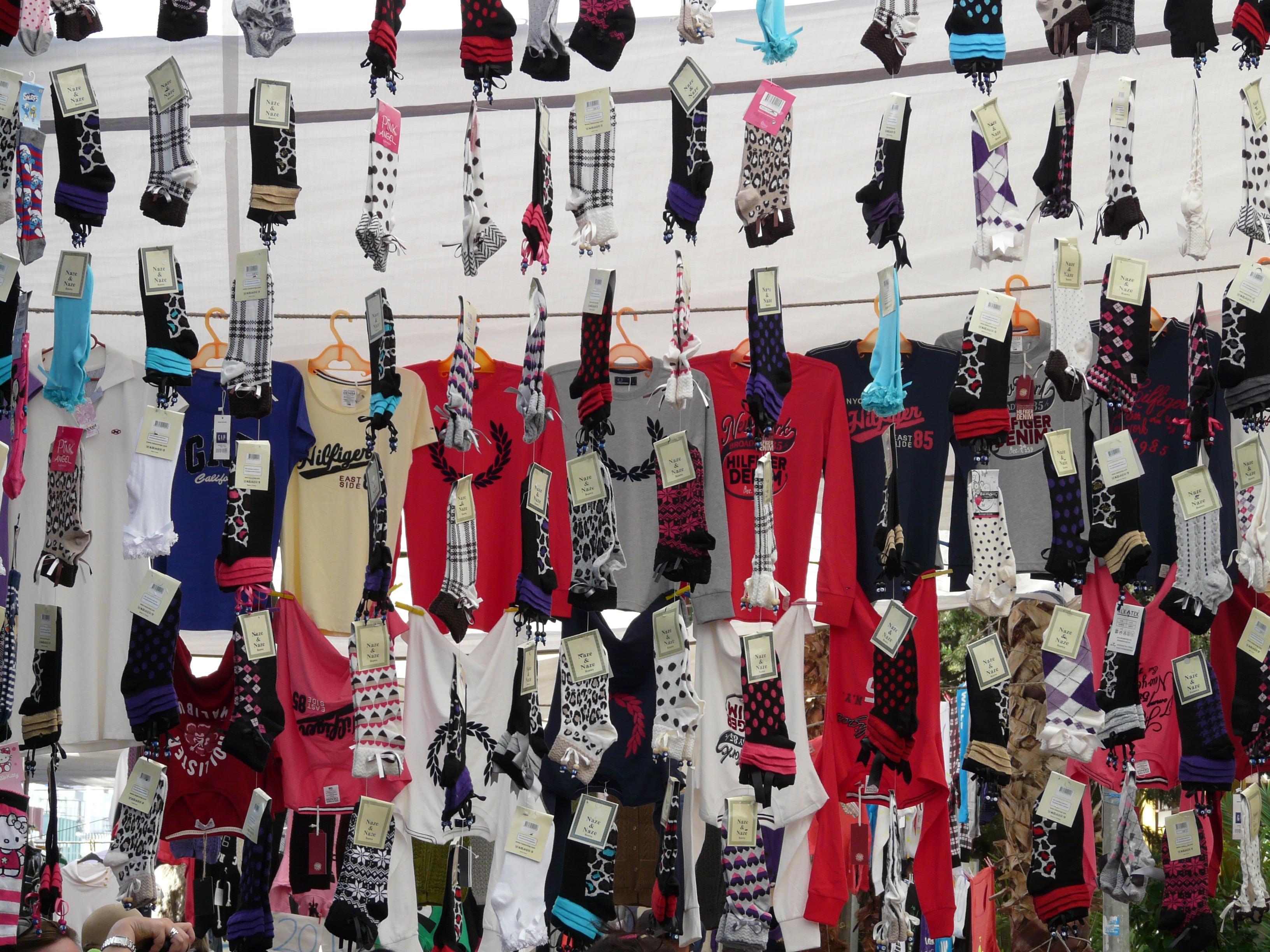 veel sokken